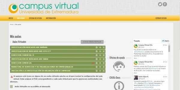 Campus Virtual UEX