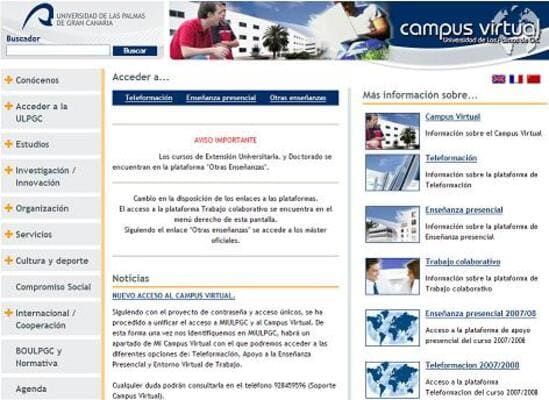 Campus Virtual ULPGC