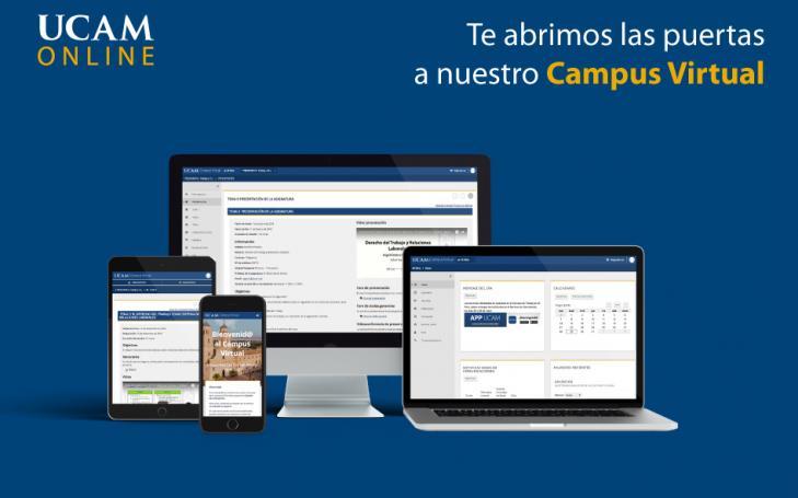 Campus virtual UCAM