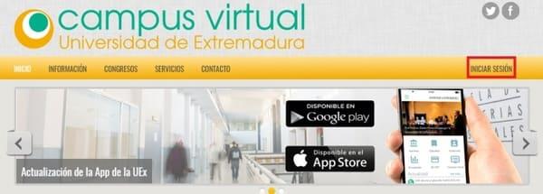 Campus virtual UNEX