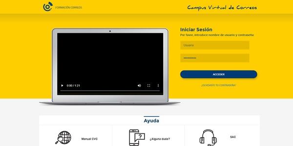 Campus virtual correos