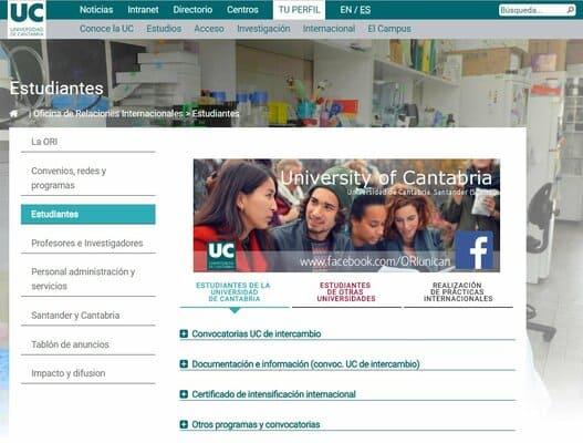 Campus virtual unican