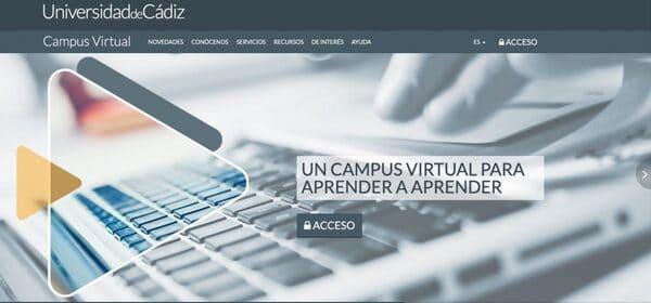 campus virtual UCA