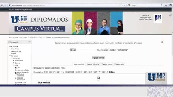 campus virtual UNIR