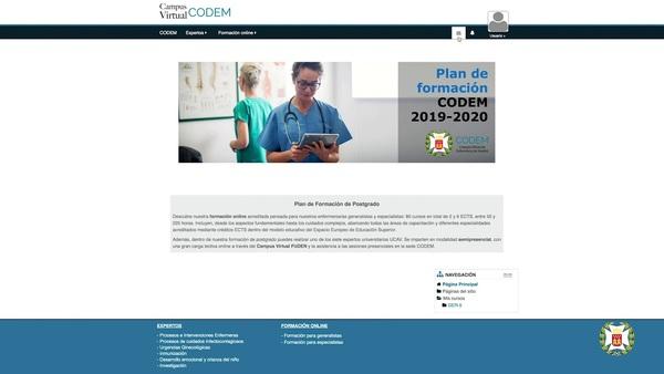 campus virtual codem