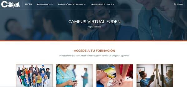 campus virtual fuden