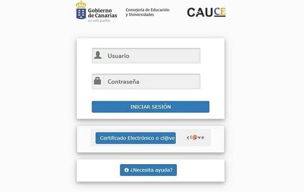 campus virtual gobierno de canarias