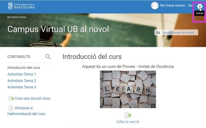 campus virtual ub