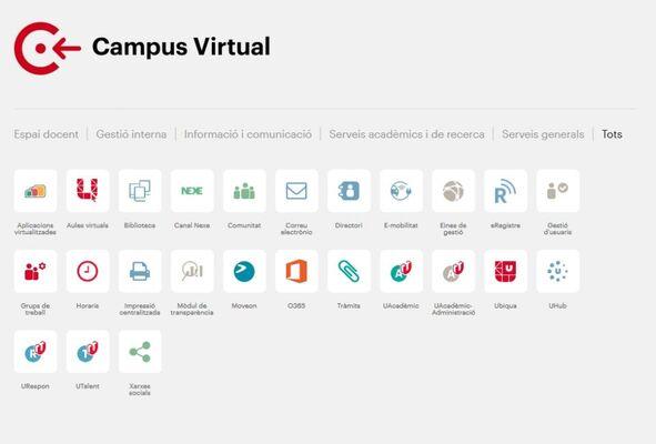 campus virtual uvic