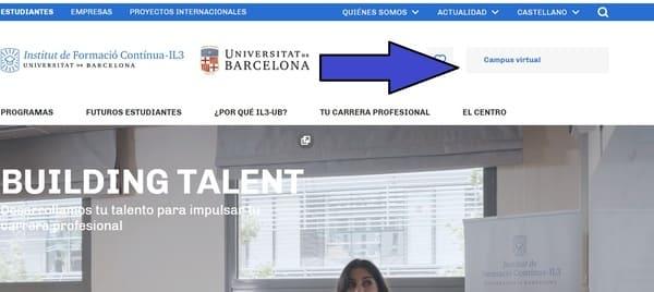 il3 Campus virtual